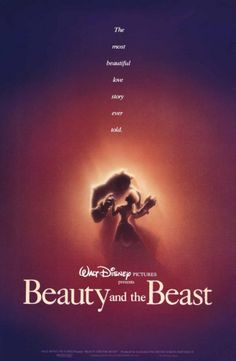 """207 Days of Romantic Films: Till Valentines ...BEAUTY AND THE BEAST... Disney sets THE New Standard in animation features (till Pixar and Dreamworks come along) LOVE STORY AD WITCHES CURSE   One thing Mouseneteers know how to do is tell a story then animate it. Every girl owns a copy of this DVD and for good reason. QUOTE: """"Well, there's the usual things: flowers... chocolates... promises you don't intend to keep…"""""""