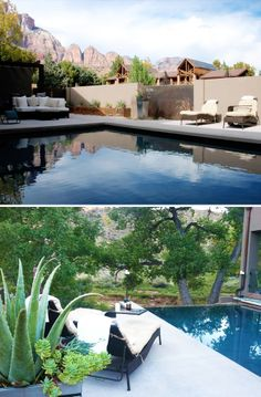 Zion National Park House Rental with Infinity Edge Pool