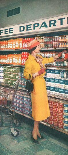 1957 supermarket