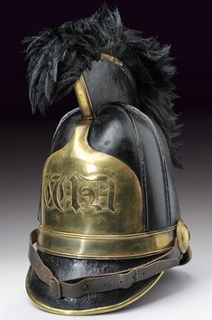 A cavalry helmet  Germany  second quarter of the 19th Century