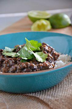 15 minute cuban black beans