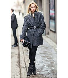 love this 11 style, cloth, stockholm streetstyl, outfit, street styles, belt, winter fashion, black, style tips