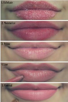 How to apply matte l