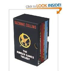 Can I just say that I love that women have been absolutely, irrefutably killing it lately in terms of Young Adult fiction. Don't believe me, pick these up. Do it fast so you'll be ready for the Spring 2012 release of Hunger Games the movie.