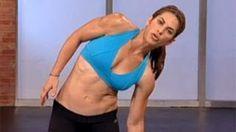 Jillian Michaels: Standing Abs Workout, via YouTube.