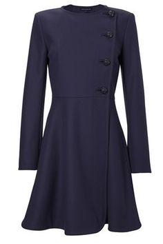 French Connection Wonderland Flared coat