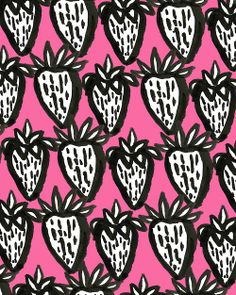 Bold Strawberries.