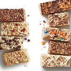 9 Crispy-Rice Bar Recipes   CookingLight.com