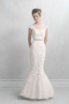 lace gown, garden parti, bliss gown