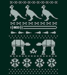 diy crafts, sweater patterns, starwar, star wars, chart, christmas sweaters, christmas shirts, cross stitch patterns, cross stitches