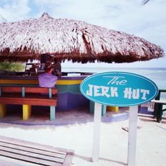 The Jerk Hut, Holida