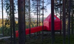 The Treehotel, Sweden