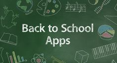 Educational Technology and Mobile Learning: 6 Must Have Back to School iPad Apps