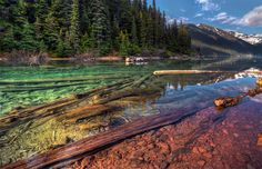 the stunning nature of canada