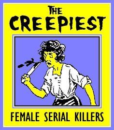 20 Cases of Female Serial Killers