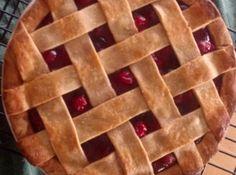 deep dish, pies, pinch recip, pie recipes, cherries, cherri pie, cheesecake recipes, dessert, dish cherri