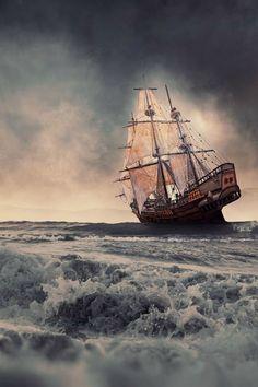 cara ionut, ship, art, sea, sail, pirat, cara lonut, boat, photographi