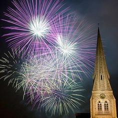 Blackheath Fireworks 2012