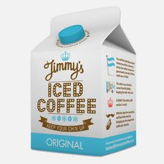 Jimmy's Iced Coffee - interabang