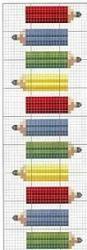 Cross stitch *<3* monochrome