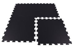 6mm Sports Pack Rubber Tiles I High Quality Home Gym Flooring from RubberFlooringInc.com