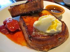 nopa's custard french toast
