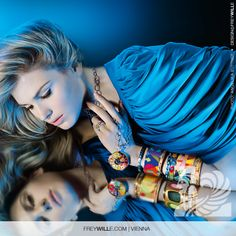 FREYWILLE ad campain 2009 celebrating ENDLESS LOVE...