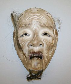 Mask  Date: 18th century Culture: Japanese Medium: wood