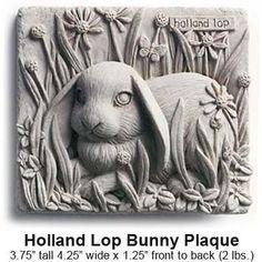 bunny decor on Pinterest | Bunnies, Holland Lop Bunnies ...