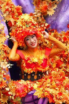 "Here comes Autumn! ディズニー・ハロウィーンストリート""ウェルカム・トゥ・スプーキーヴィル"" @Optivion"