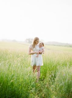 Mother & Daughter by Marta Locklear Photography
