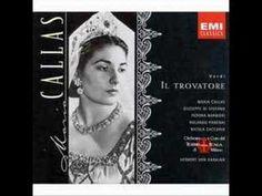 Maria Callas Trovatore: Tacea la notte placida - 1950