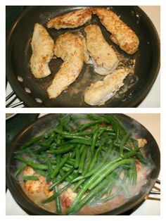 Fast & Easy One Skillet Chicken Dinner | 5DollarDinners.com