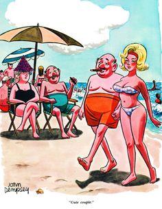 Playboy cartoon