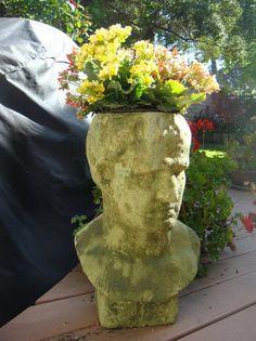 I call him Mr. Pot Head