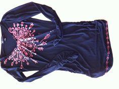 Bleach pin shirt