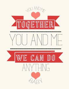 Carissa Miss: valentine's day printable #valentinesday2013 #freeprintable