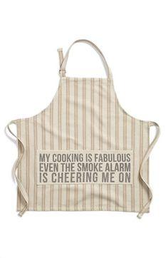 LOL, I love this apron!! :-)