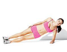 Exercises for Firmer Butt, Shoulders, Thighs and Abs