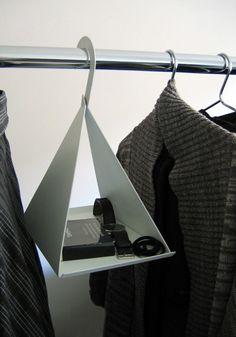 Hanger shelf MĀJA