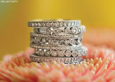 Love stackable rings!