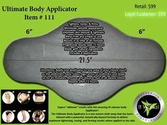 Here is the Ultimate Body Wrap.  Visit:http://www.facebook.com/pages/Lose-Inches-with-Tara/117781501682899