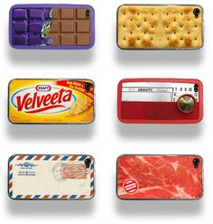 Super realistic iPhone cases