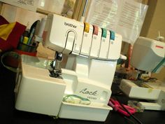 Serger Tips for Brother 1034D: Gathering