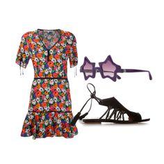 Coachella-Ready Fashion - Aquazzura Sandals - Style.com