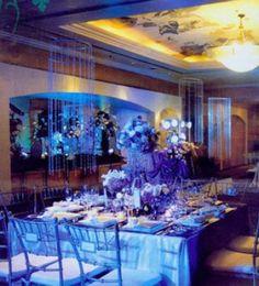 BLUE WEDDINGS   Royal blue wedding theme pictures 2