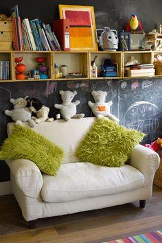Kids Bedroom Ideas - Children's Room Decorating (EasyLiving.co.uk)