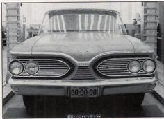 Falcon Based Edsel Styling Prototype by glen.h, via Flickr                                                                                                            Falcon Based Edsel Styling Prototype             by        glen.h      on        Fli..