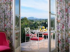 17 Hotel Terraces with Unbelievable Views : Condé Nast Traveler. The Peninsula Beverly Hills, Ca