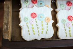 #Button #CookiesThe Party Wagon - Blog - LITTLE HOUSE ON THE PRAIRIE PARTY